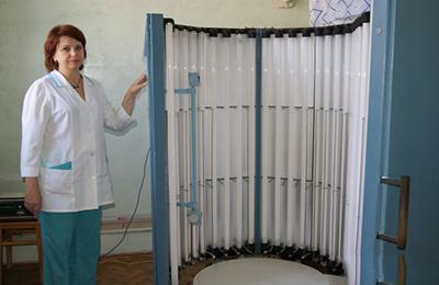 Криотерапия при псориазе
