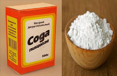 Образец содовой смеси