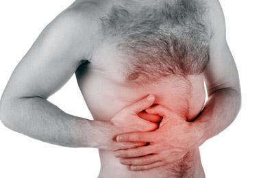 Пример проявление симптомов