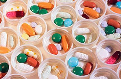 Образец дозировки препаратов