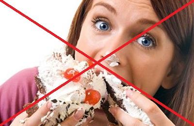 Злоупотребление сладостями