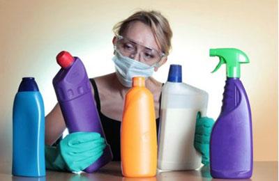 Домашние химикаты