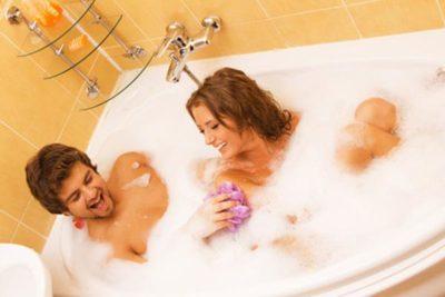 Общие ванны