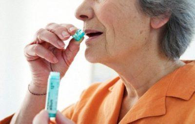Прием гомеопатии