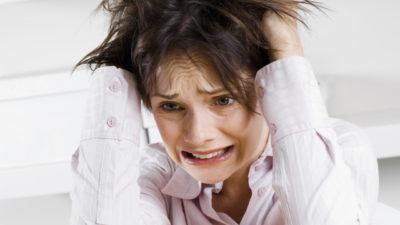 Длительный стресс
