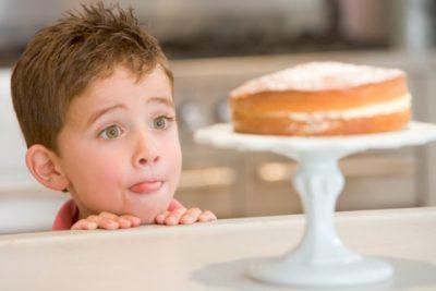 Неправильное питание ребенка
