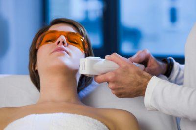 Лечение кожных заболеваний фототерапией