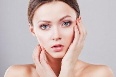 Заболевание кожи лица