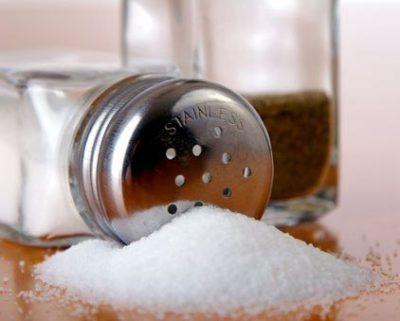 Соль для прогревания ячменя