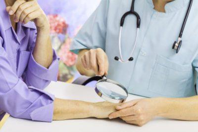 Консультация дерматолога-онколога