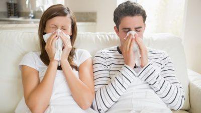 Острые респираторные инфекции