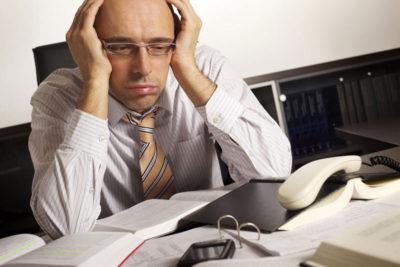 Продолжительный стресс