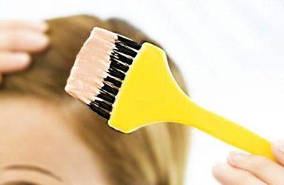 Краска для волос против вшей
