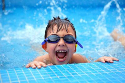 Заражение вшами в бассейне