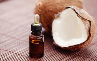 Кокосовое эфирное масло
