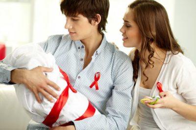 Дети с ВИЧ инфекцией