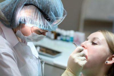 Лечение зубов при герпесе
