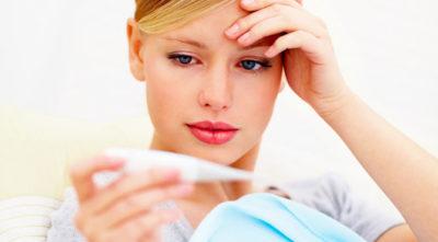 Повышенная температура при беременности