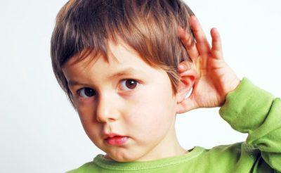 Нарушение слуха у ребенка