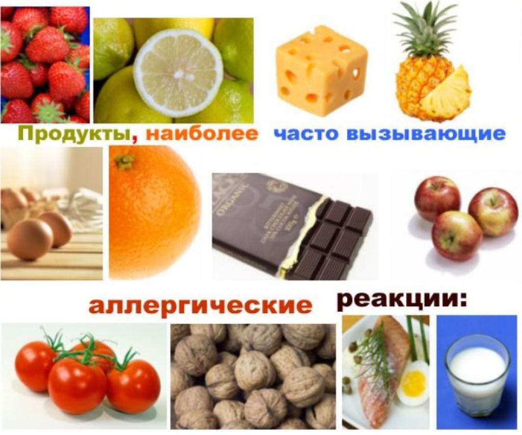 Запрещенные продукты при демодекозе