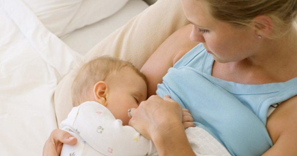 Лечение вагинальной молочницы при кормлении грудью