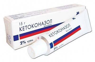Смесь - Кетоконазол