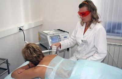 Проведение оздоровительной терапии