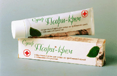 Препарат Псори-крем