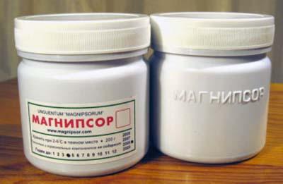 Препарат Магниспор