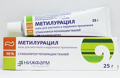 Метилурациловая смесь