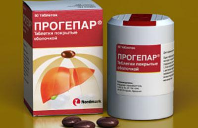 Препарат Прогепар
