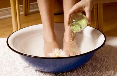 Травяные ванночки