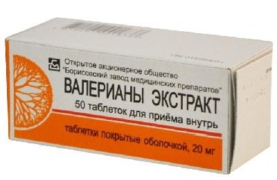 Экстракт валерианы