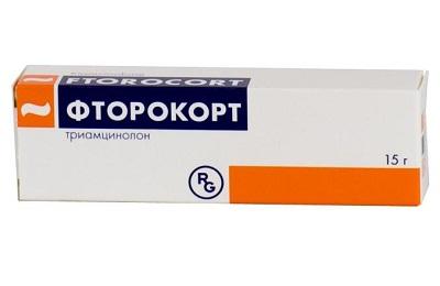 Фторокорт
