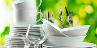 Использование общей посуды