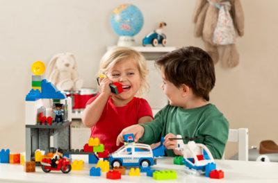 Совместное использование игрушек
