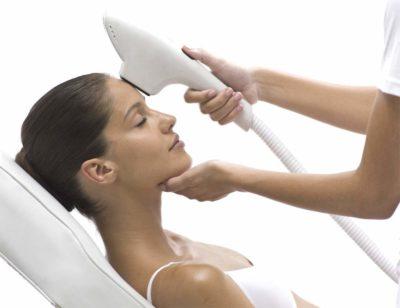 Лечение кожных покровов