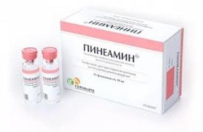Пинеламин от гиперпигментации