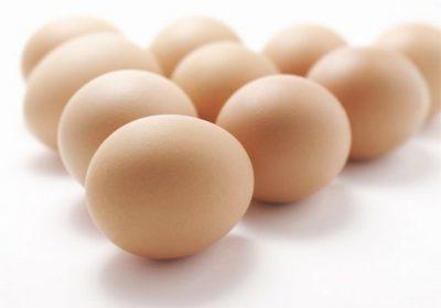Прогревание яйцом