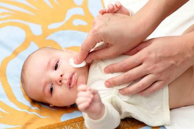 Лечение папиллом у ребенка